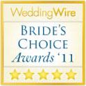 Brides Choice Awards logo 2011